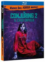 The Conjuring 2. Il caso Enfield. Horror Maniacs (Blu-ray)
