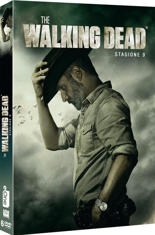 The Walking Dead. Stagione 9. Serie TV ita (DVD) di Greg Nicotero - DVD