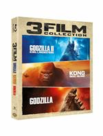 Monsterverse. 3 film Collection (3 Blu-ray)