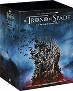 Il Trono di Spade. La Serie Completa. Stagioni 1-8. Stand Pack (38 DVD)