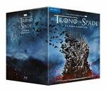 Il Trono di Spade. La Serie Completa. Stagioni 1-8. Stand Pack (33 Blu-Ray Disc)