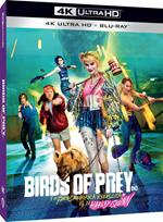 Birds of Prey e la fantasmagorica rinascita di Harley Quinn (Blu-ray + Blu-ray Ultra HD 4K)
