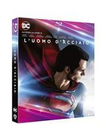 L' uomo d'acciaio. Collezione DC Comics (Blu-ray)