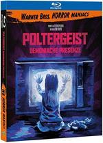 Poltergeist. Demoniache presenze. Collezione Horror (Blu-ray)
