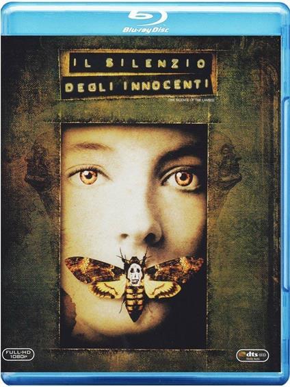 Il silenzio degli innocenti (Blu-ray) di Jonathan Demme - Blu-ray