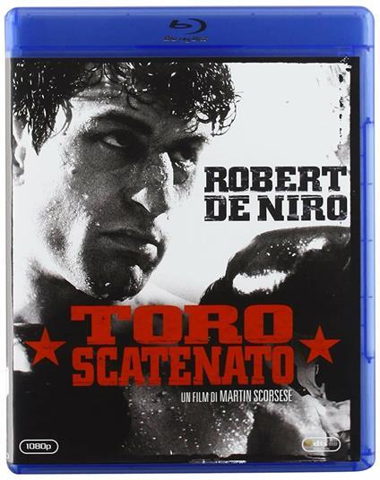 Toro scatenato (Blu-ray) di Martin Scorsese - Blu-ray