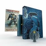 Pacific Rim (Titans of Cult). Con Steelbook (Blu-ray + Blu-ray Ultra HD 4K)