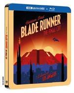 Blade Runner. Final Cut. Con Steelbook e poster (Blu-ray + Blu-ray Ultra HD 4K)