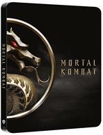 Mortal Kombat. Steelbook (Blu-ray)
