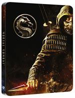 Mortal Kombat. Steelbook (Blu-ray + Blu-ray Ultra HD 4K)