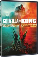Godzilla vs Kong (DVD)