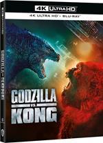 Godzilla vs Kong (Blu-ray + Blu-ray Ultra HD 4K)