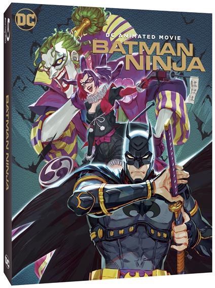 Batman Ninja (Blu-ray) di Junpei Mizusaki - Blu-ray