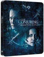 The Conjuring 3. Per ordine del diavolo. Steelbook (Blu-ray + Blu-ray Ultra HD 4K)