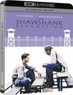 Le ali della libertà. Steelbook (Blu-ray + Blu-ray Ultra HD 4K)