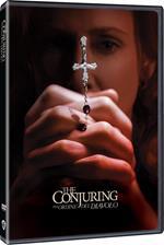 The Conjuring 3. Per ordine del diavolo (DVD)