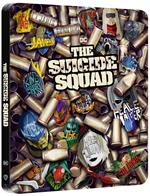Suicide Squad 2. Missione suicida. Steelbook (Blu-ray + Blu-ray Ultra HD 4K)