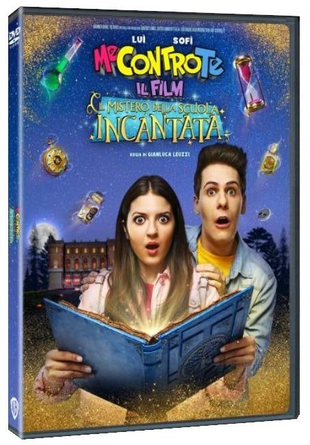 Me contro te. Il mistero della scuola incantata (DVD) di Gianluca Leuzzi - DVD