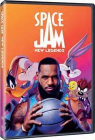 Space Jam. New Legends (DVD)