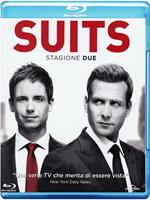 Suits. Stagione 2 (4 Blu-ray)