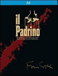 Il Padrino. Edizione da collezione restaurata da Coppola (4 Blu-ray) di Francis Ford Coppola
