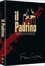 Il Padrino. Edizione da collezione restaurata da Coppola (4 DVD)