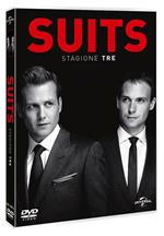 Suits. Stagione 3 (4 DVD)
