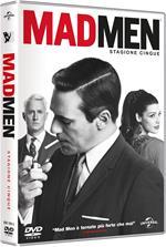 Mad Men. Stagione 5 (4 DVD)