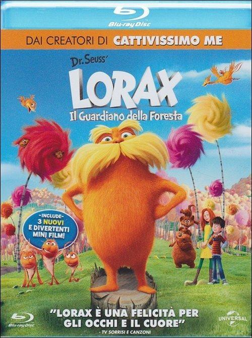 Lorax. Il guardiano della foresta di Chris Renaud,Kyle Balda - Blu-ray