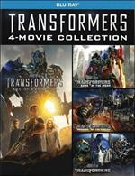 Transformers. Quadrilogia (4 Blu-ray)