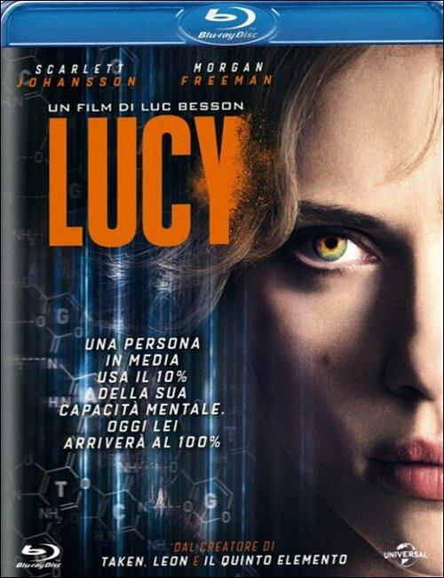 Lucy di Luc Besson - Blu-ray