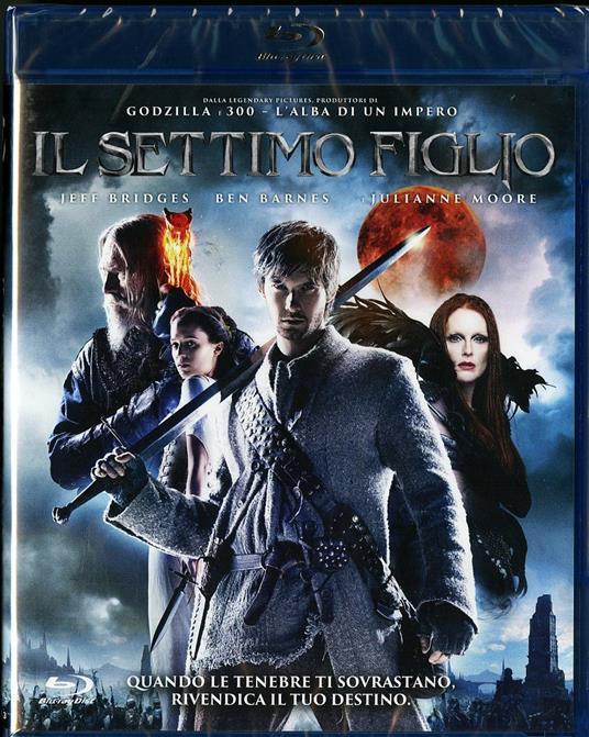 Il settimo figlio di Sergej Bodrov - Blu-ray