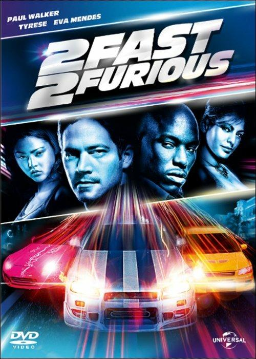 2 Fast 2 Furious di John Singleton - DVD