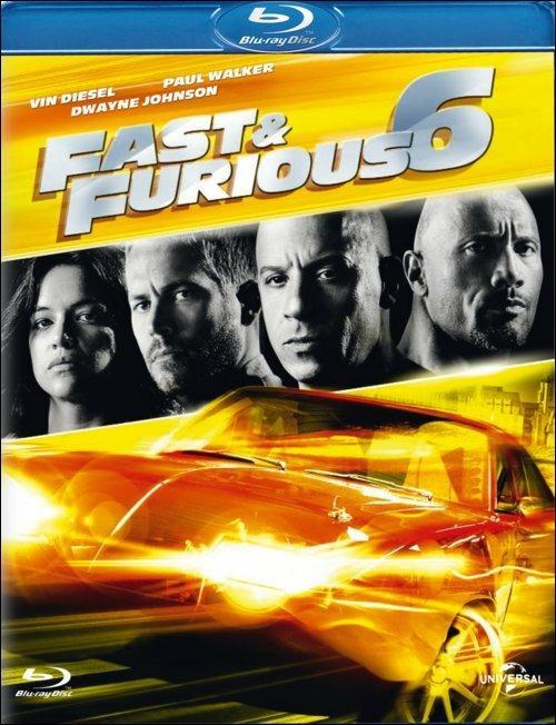 Fast & Furious 6 di Justin Lin - Blu-ray