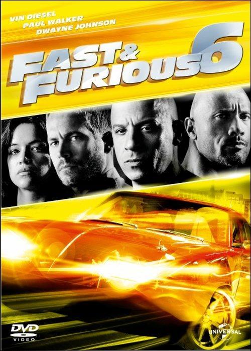 Fast & Furious 6 di Justin Lin - DVD