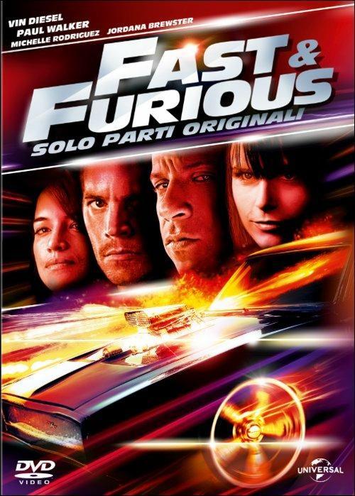 Fast & Furious. Solo parti originali di Justin Lin - DVD