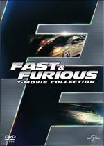 Fast & Furious. 7 Movie Collection (7 DVD)