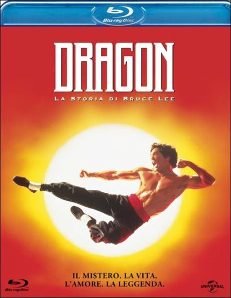Dragon. La storia di Bruce Lee di Rob Cohen - Blu-ray