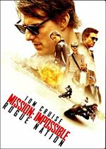 Mission: Impossible. Rogue Nation