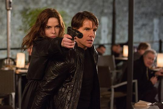 Mission: Impossible. Rogue Nation di Christopher McQuarrie - DVD - 5