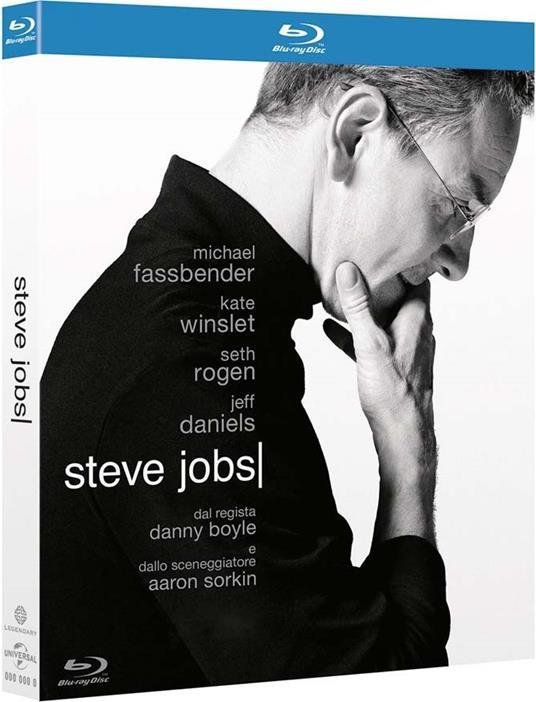 Steve Jobs di Danny Boyle - Blu-ray