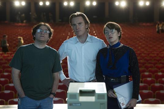 Steve Jobs di Danny Boyle - Blu-ray - 2