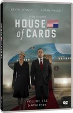 House of Cards. Stagione 3 (Serie TV ita) (4 DVD)