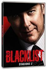The Blacklist. Stagione 2 (6 DVD)