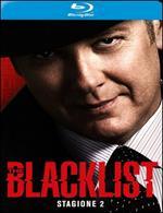 The Blacklist. Stagione 2 (6 Blu-ray)