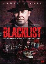 The Blacklist. Stagione 1 - 2 (11 DVD)