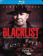 The Blacklist. Stagione 1 - 2 (12 Blu-ray)