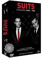 Suits. Stagione 1 - 3 (11 DVD)