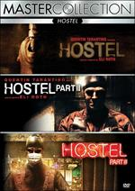 Hostel. Master Collection (3 DVD)