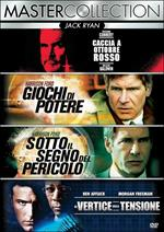 Jack Ryan. Master Collection (4 DVD)